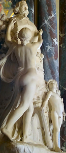 Monument to Pierre Goudouli by Jean Antoine Carlès - adjusted detail from Wikimedia Commons image