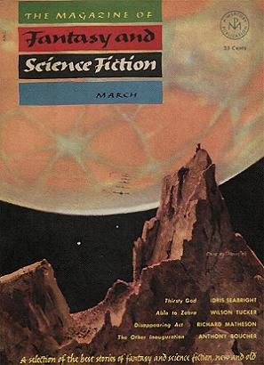 The Magazine of Fantasy and Science Fiction March 1953